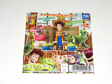 Takara Tomy Disney Toy Story 3 Movie Pt.2 figure gashapon (full set of 7 figure)