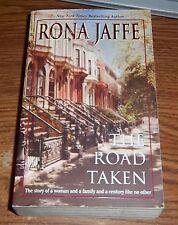 The Road Taken by Rona Jaffe (2001, Paperback)