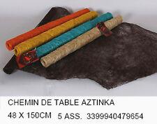 Centro tavola etnico 45x180, in cinque assortimenti