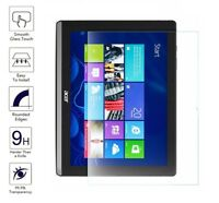TabletHutbox HD Tempered Glass Screen Protector for Acer Iconia One 10 B3-A50
