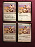 X4   Commander  Oblation  - MTG Magic   (see scan)