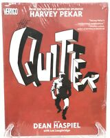 The Quitter Harvey Pekar American Splendor Vertigo Comics HC New Sealed