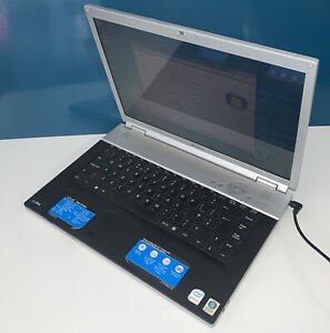 Sony Vaio VGN-FZ19VN Laptop Win7 4GB 120GB HDD Office Antivirus Warranty