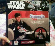 Star Wars Snuggie For Kids - Darth Vader *** NEW