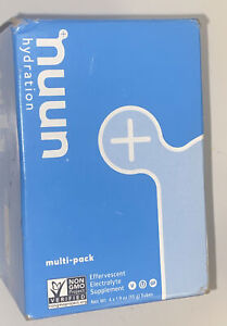 Nuun Hydration Electrolytes for Exercise Multi-Pack - 4 Pack
