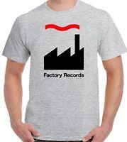 091f70c496b09 Factory Records - Mens T-Shirt Happy Mondays OMD James FAC51 The Hacienda  FCP