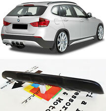 DIFFUSORE SOTTO PARAURTI BMW X1 E84 2009-2012 SPOILER POSTERIORE