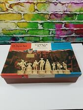 Vintage 1776 Chess Set Bicentennial Edition VI Collectors Series Classic Games
