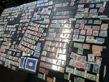 Nystamps Worldwide Large many mint stamp collection with better