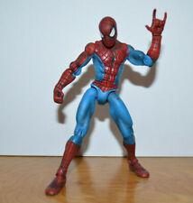 "Marvel SPIDERMAN Action Figure 2002 Toybiz 6"" Comics"