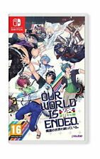 Our World Is Ended. [Day One Edition] (Nintendo Switch)