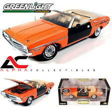 GREENLIGHT 50816 1:18 1971 DODGE CHALLENGER INDY 500 PACE CAR UNRESTORED 1/300