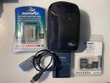 Canon Powershot SX230 HS BUNDLE