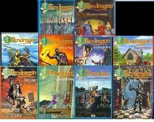 JDR RPG PACK JEU DE ROLE PENDRAGON  10 SUPPLEMENTS + L'ECRAN
