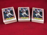 Lot of 165 Cards 1981 Donruss Steve Garvey Baseball Card # 176  RG1