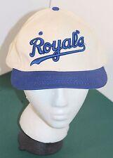 KANSAS CITY ROYALS MLB American Century Promo Baseball Hat Cap Strapback Adjust