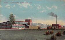 B74/ Lima Ohio Postcard c1910 Gramm Motor Works Factory