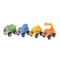 Kinder-Kindertraktor-Spielzeug-LKW Autos Auto ziehen Auto-Modell-Kind-Geschen cb