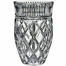 Waterford Crystal Eastbridge 8 inch Vase New #40027693