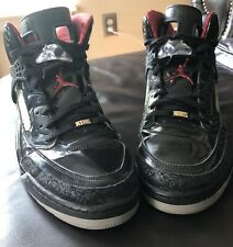 281bed6b120cdf Jordan Spizike Air Jordan 315371-603 Gym Red Black White Size 15