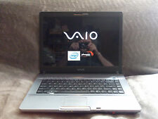 SONY VAIO PCG-7V2L  1.66GHz 1GB 80GB Windows Vista