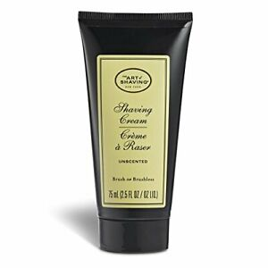 The Art of Shaving Shaving Cream for Men Unscented, 2.5oz