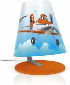 Philips Disney Planes Children's Table Lamp 1x4 Integrated High quality LED Room