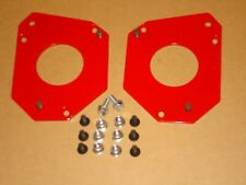Mini Cooper Front Camber Plates 2002-2006. Provides 1.3 Degree Negative Camber