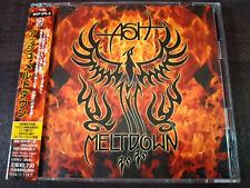 ASH - Meltdown + Live (Ltd Edition) 2X CD Alternative Rock / Made In JAPAN