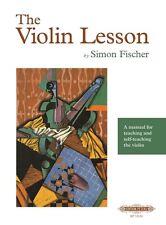 The Violin Lesson; Fischer, Simon, Default setting, PETERS - EP72151