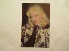 Ginger Rogers Postcard