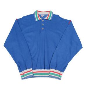 70s Vintage MARLBORO x Andrea de Adamich Sweatshirt | Medium | Jumper Retro F1