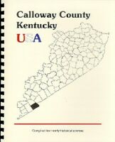 KY~CALLOWAY COUNTY KENTUCKY HISTORY/BIOGRAPHY~1885~BATTLE PERRIN/KNIFFIN~ MURRAY