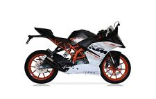 KTM RC 390 2014-2016 IXIL L3XB Slip on Dual Hyperlow Exhaust Black