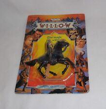 1988 Tonka Willow Sorcha & Horse Beautiful Warrior Figure Moc Carded Freeship