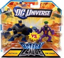 DC Universe Action League Batman Vs. The Joker 3-Inch Mini Figures