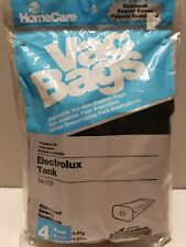 Home Care Electrolux Tank No. 820 Vac Bags 4 Pack