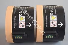 2 x Toner For Xerox Phaser 3010 Xerox Phaser 3040 Xerox 3045 106R02182 106R02183