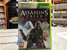 Assassin's Creed Revelations Ita XBox 360 USATO GARANTITO
