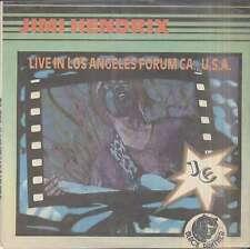 Jimi HENDRIX Live in Los Angeles Forum Romanian LP ELECTRECORD 03858