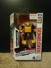 *NEW* Bumblebee Transformers Netflix Siege: War For Cybertron IN HAND *FREE SHIP