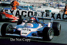Patrick Depailler Ligier JS11 Grand Prix de Mónaco 1979 fotografía 1