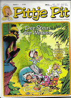 Pittje Pit Nr.2 von 1979 - TOP Z1 KORALLE COMIC-ALBUM E.Ryssack