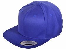 Flexfit Yupoong Classic Snapback Farbe Blk/blk Größe One Size