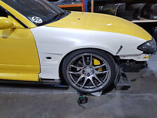 NISSAN S15 SILVIA 200SX JDM 15MM VENTED FLAIRED FRONT FENDERS JSAI AERO