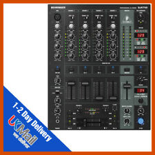 Behringer DJX750 DJ 5 Channel Mixer with Effects DJX 750