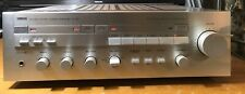A Amplificatore Stereo YAMAHA A-720 Per Radio Tuner Hi-fi Tape Cassette Vintage