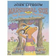 Marsupial Sue Presents the Runaway Pancake (Brand New Paperback) John Lithgow