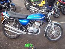 Kawasaki KH250  B3 in Blue  Triple Decal Set - THE BEST