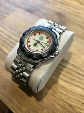 TAG HEUER F1 FORMULA 1 WATCH